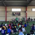 静岡市、小学生サッカースクールが始まりました。