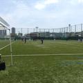 もくせい杯 静岡県内知的特別支援学校高等部サッカー大会地区予選