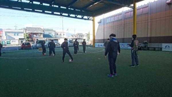 5人制視覚障がい者サッカー練習会・体験会開催