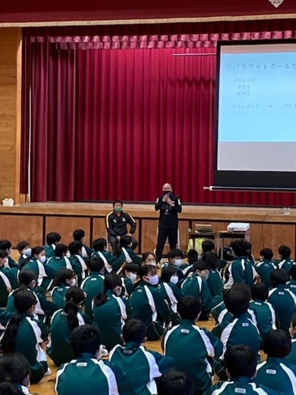 第2弾浜松市立東部中学校体験会