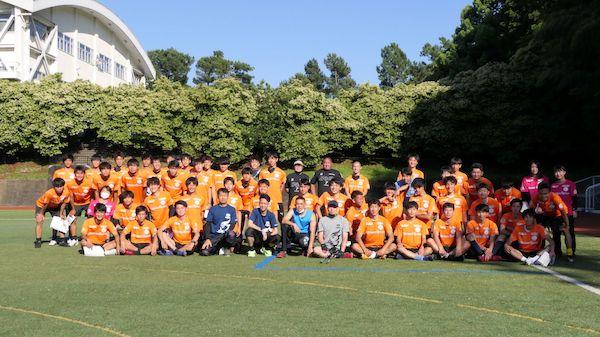 パラフットボール体験会(静岡大学)
