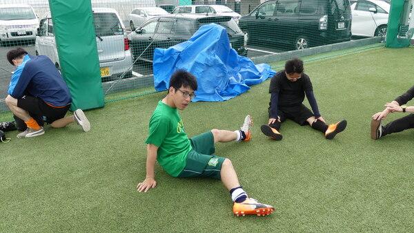 静岡にCP&ウオーキングサッカーチーム「AQ エスフォルソ静岡」 が出来ました。